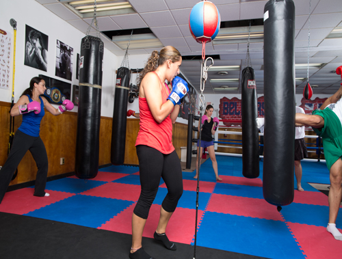 Beginners Muay Thai Kickboxing & Fitness Course