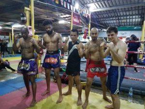 Jitti Gym Thailand