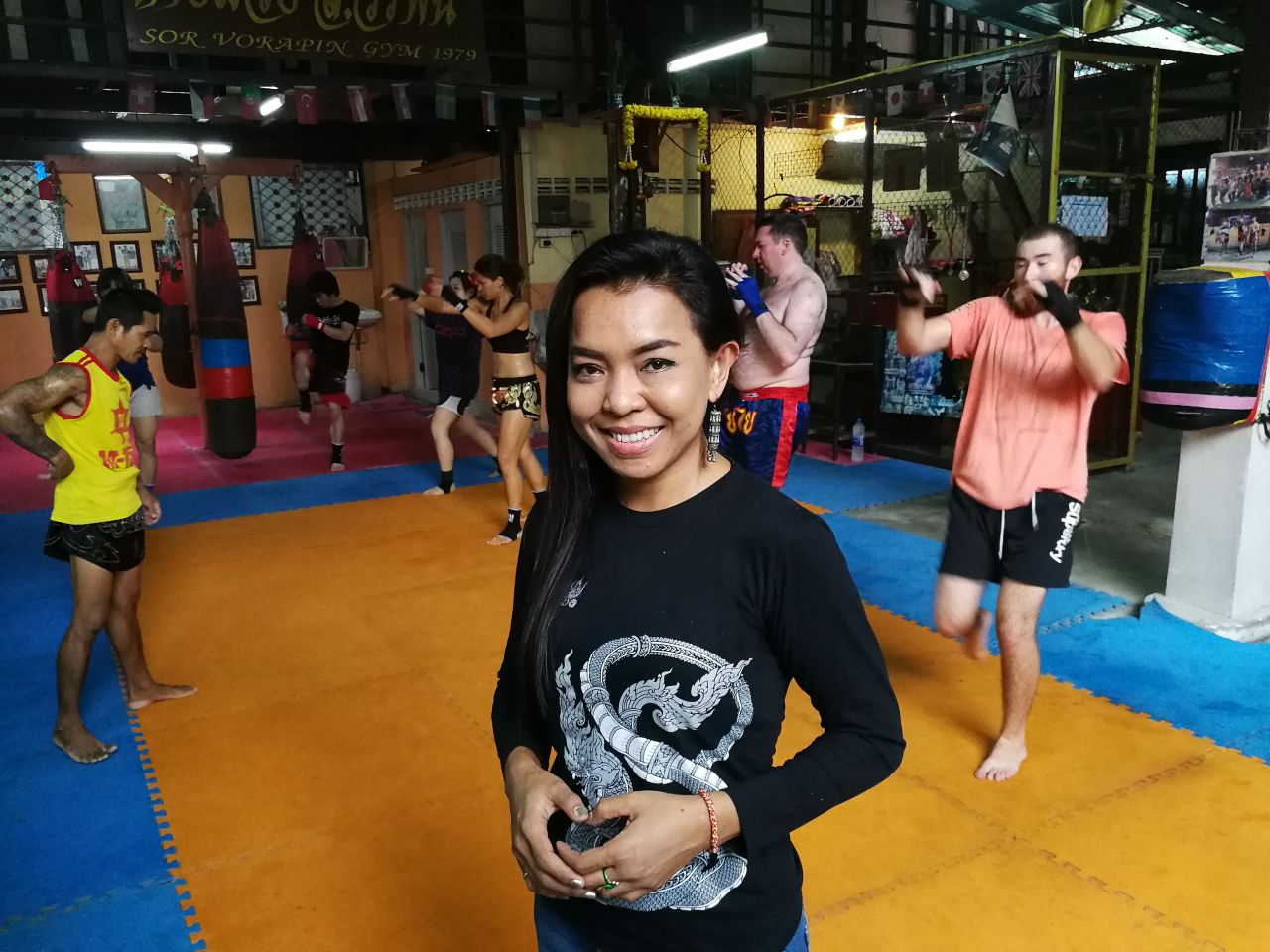 Muay Thai Gym Tour