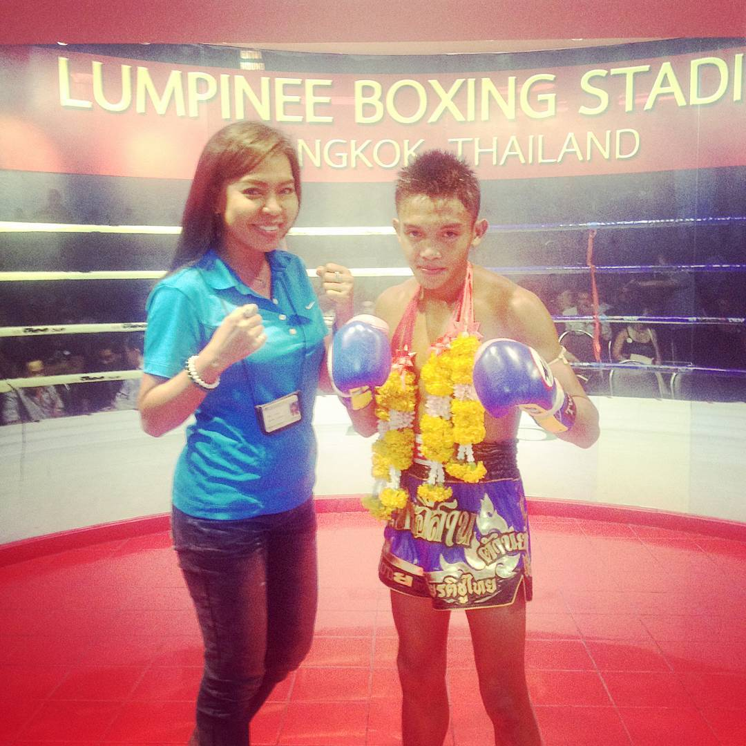 Teya Suchira Muay Thai
