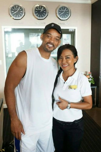 Will Smith Teya Suchira