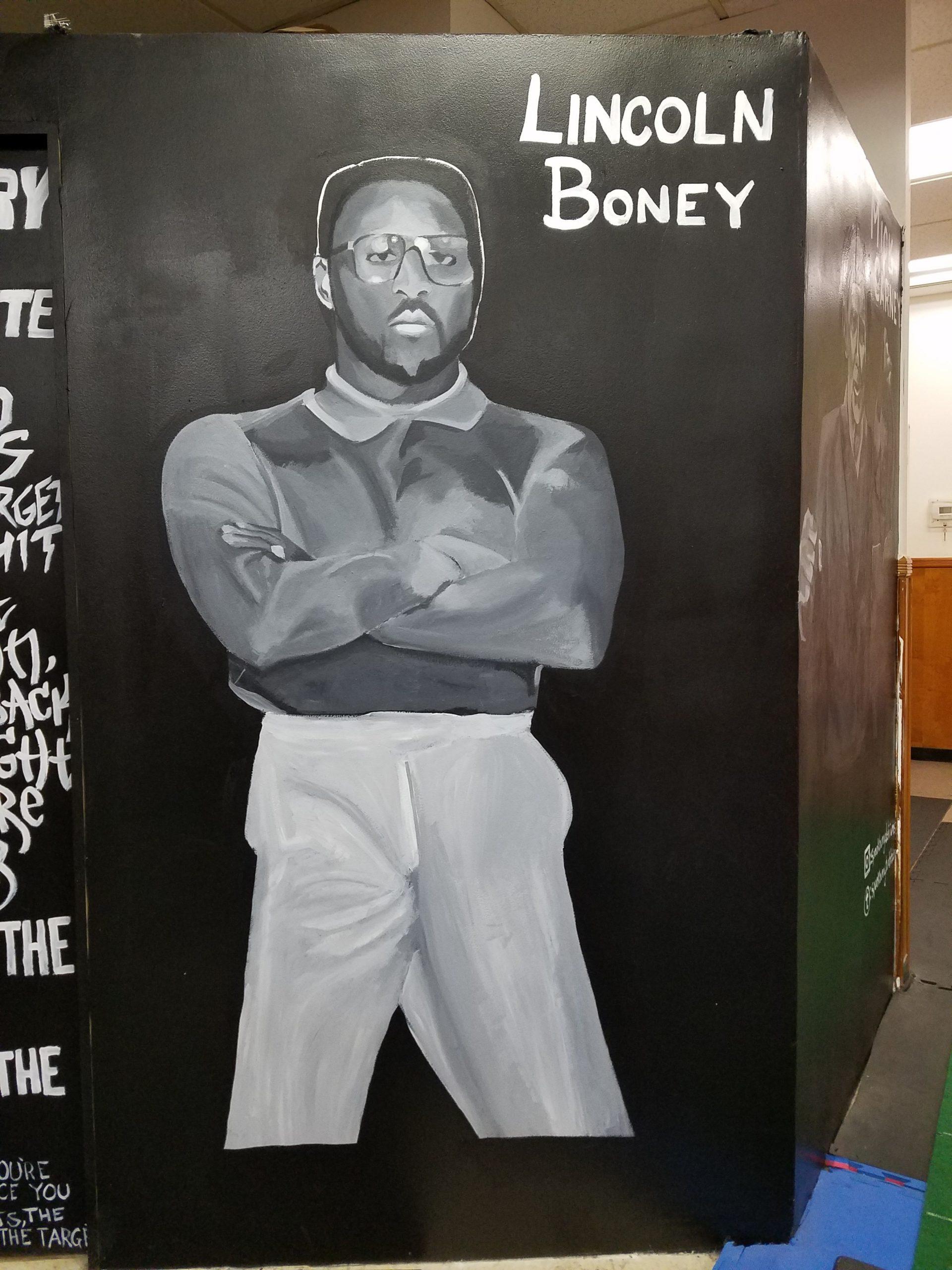 Lincoln Boney